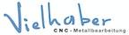 Logo von Vielhaber CNC-Metallbearbeitung Inh. Udo Vielhaber