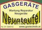 Logo von Johann Neunteufel Gasgeräte/www.gastechnik.at