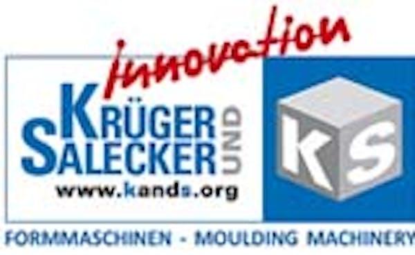 Logo von Krüger & Salecker Maschinenbau GmbH & Co. KG