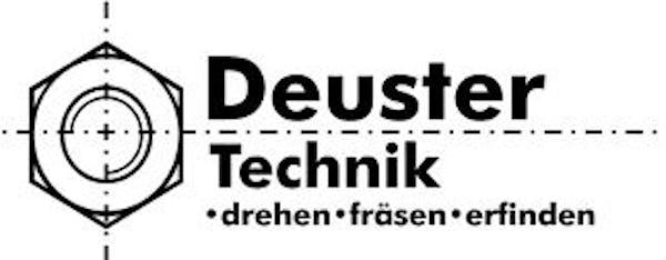Logo von Deuster Technik