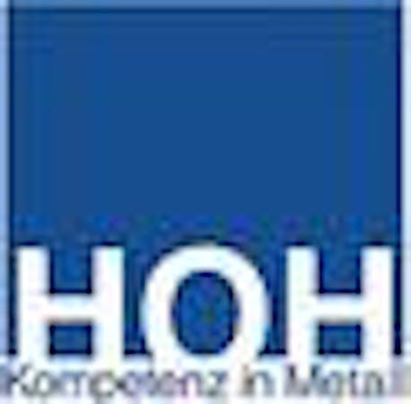 Logo von Hoh Metallbearbeitung GmbH