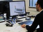 Konstruktion mit CAD-Tool-Design