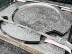 CNC-Brennteil