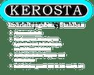Logo von Kerosta Rohrleitungs- und Stahlbaugesellschaft mbH