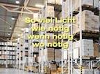 Logistik- Halle