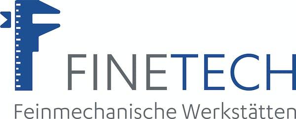 Logo von FINETECH Feinmechanische Werkstätten GmbH