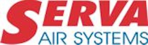 Logo von SERVA AIR SYSTEMS AG