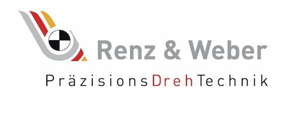 Logo von Renz & Weber Präzisionsdrehtechnik