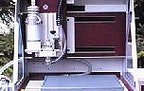 Gravier- und Fräsmaschine