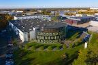 Produktions- und Vertriebsgebäude