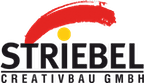 Logo von Striebel Creativ-Bau GmbH
