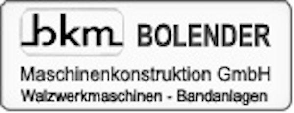 Logo von BKM Bandanlagen GmbH