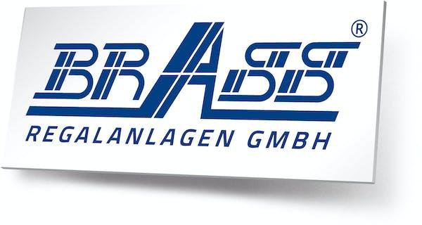 Logo von BRASS Regalanlagen GmbH