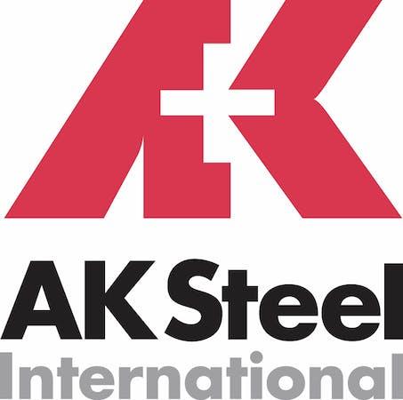 Logo von AK STEEL International B.V. Niederlassung Deutschland