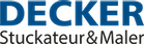 Logo von Stuckateur Decker
