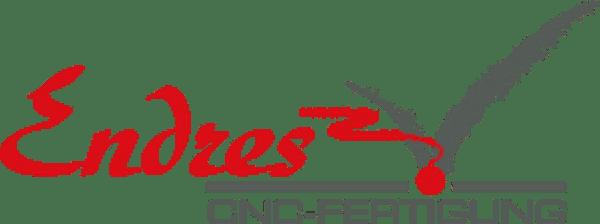Logo von Metallbearbeitung - CNC Zerspanung Endres