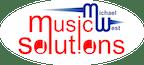 Logo von music & entertainment - Michael West