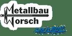 Logo von Metallbau Worsch GmbH