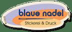 Logo von Blaue-Nadel Stickerei & Druck Inh. Jürgen Hering