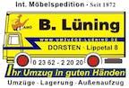 Logo von B. Lüning e.K. Möbelspedition
