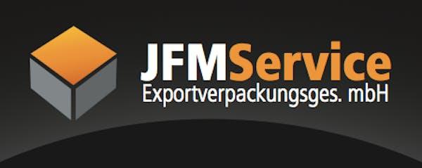 Logo von JFM Service Exportverpackungsgesellschaft mbH