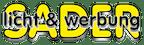 Logo von SADER Licht & Werbung GmbH
