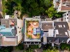 Immobilienaufnahmen - Dachterasse