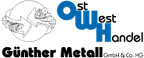 Logo von Günther Metall GmbH & Co. KG