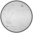 Messplatte M2 (metr. ISO-Gewinde)