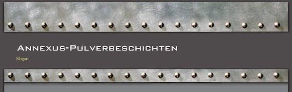 Logo von Annexus-Pulverbeschichten
