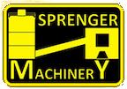 Logo von Sprenger Machinery GmbH