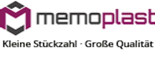 Logo von memoplast GmbH