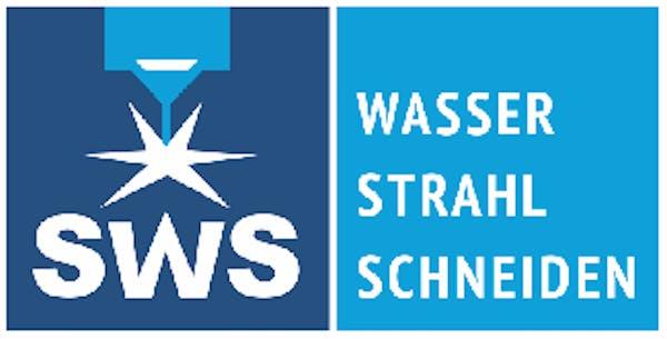 Logo von SWS Wasserstrahlschneiden