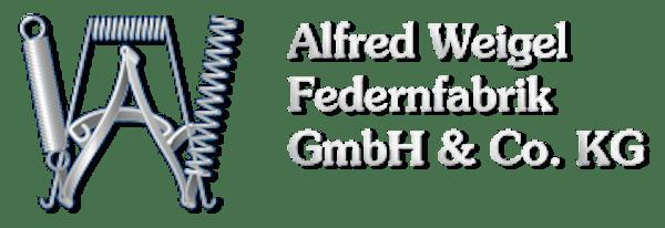 Logo von Alfred Weigel Federnfabrik GmbH & CO. KG
