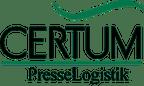 Logo von CERTUM Transport- und Dienstleistungs-GmbH