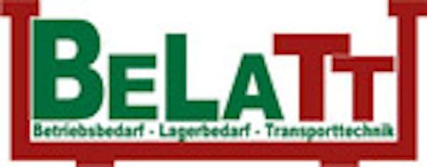 Logo von BeLaTT Lagertechnik e.K. Betriebs + Lagerbedarf, Transporttechnik Inh. Bernd Welticke