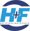 Logo von H + F Kälte-Klimatechnik GmbH