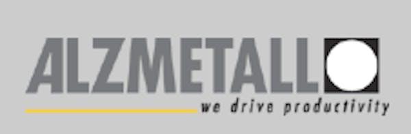 Logo von Alzmetall Werkzeugmaschinenfabrik und Gießerei Friedrich GmbH & Co KG