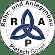 Logo von R-A-P Rohr- und Anlagenbau Pietsch GmbH