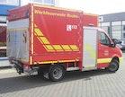Gerätewagen-Logistik  Werkfeuerwehr