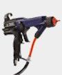 Luftunterstützte Pistole