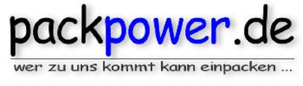 Logo von Packpower, Inh. Simon Düx