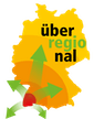 über-regio-nal