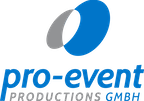 Logo von pro-eventproductions GmbH