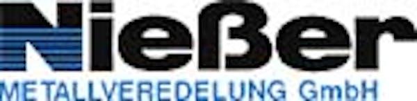 Logo von Nießer Metallveredelung GmbH