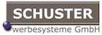 Logo von Schuster Werbesysteme GmbH