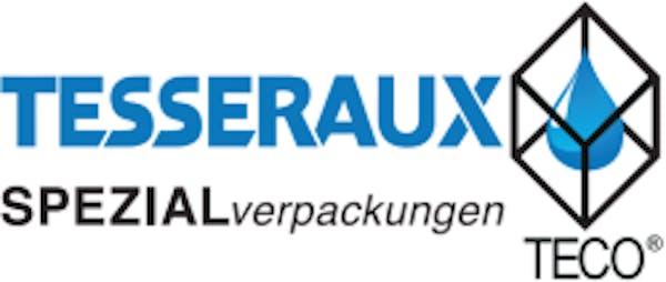 Logo von Tesseraux Spezialverpackungen GmbH
