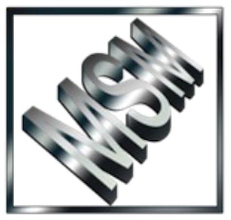 Logo von MSM Schleiferei