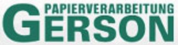 Logo von Papierverarbeitung Gerson GmbH & Co. KG