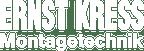 Logo von ERNST KRESS Montagetechnik